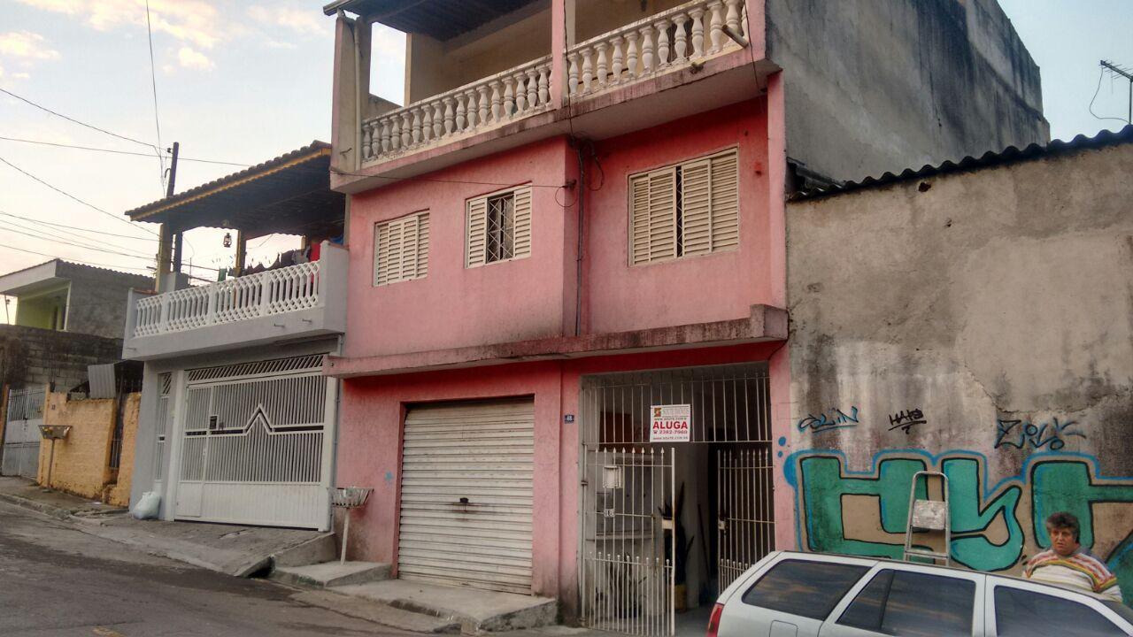 Casa 1 Dorm, Vila São João Batista, Guarulhos (CA0849)