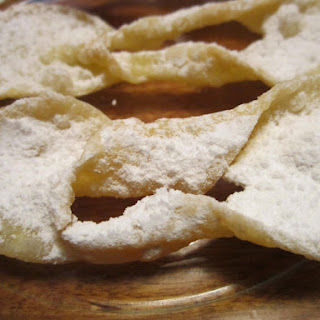 Angel Wings Dessert Recipes