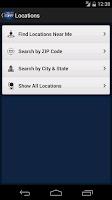 Screenshot of Houston FCU eTeller