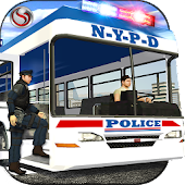 Download Full Police Bus Criminal Transport 2.1 APK