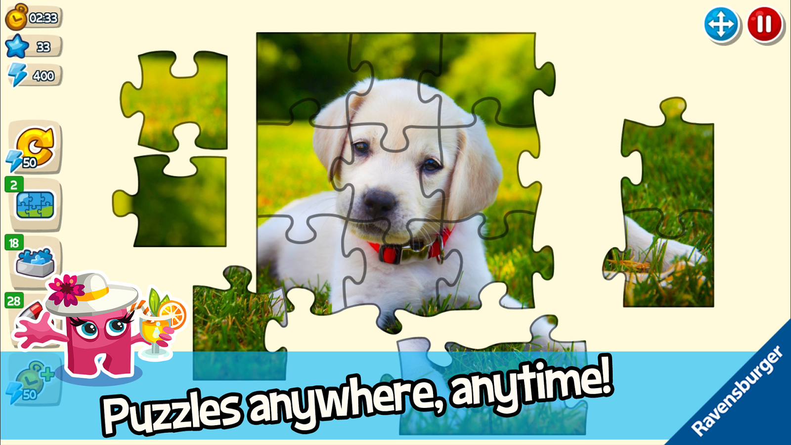 Puzzle Adventures Screenshot 1
