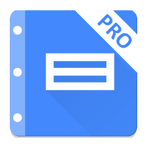 Our Budget Book Pro for Android