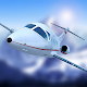 Airplane Fly-les Alpes suisses