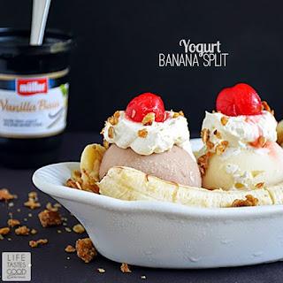 Banana Split Yogurt Recipes