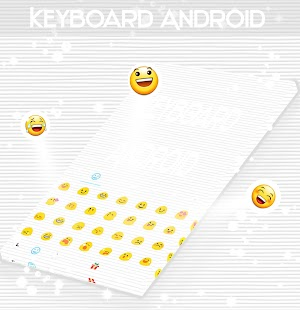 Keyboard for Android Free - screenshot
