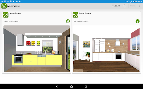 App Winner Viewer Kitchen In 3d Apk For Windows Phone Android Games And Apps