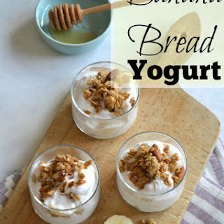 Banana Bread Yogurt No Eggs Recipes