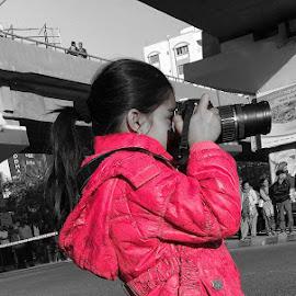 by Dr .Ghanshyam Patel - City,  Street & Park  Street Scenes