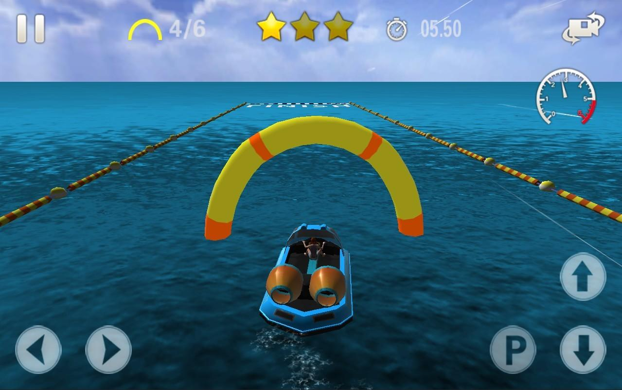 Modern Hovercraft Racing 2015 Screenshot 0