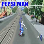 Trick Pepsi Man Icon