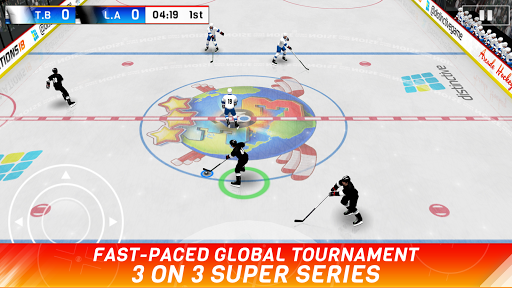 Hockey Nations 18 For PC