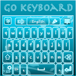 Go Keyboard Fairy Blue Icon