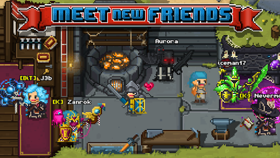 Free Download Bit Heroes APK for Blackberry