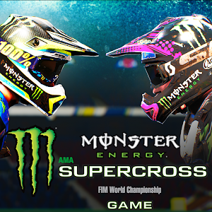 Monster Energy Supercross Game For PC (Windows & MAC)