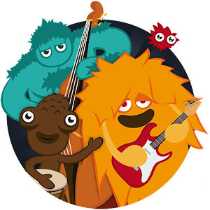 Monster Band. Kids music game