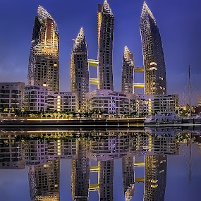 Reflections @ Keppel Bay by Edward Adios - Landscapes Travel