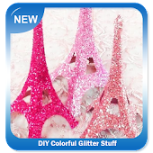 DIY Colorful Glitter Stuff APK Descargar