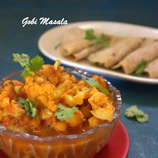 Gobi Masala Recipes