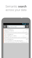 Screenshot of mailbeat email app/mail client