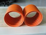 MPP Single Wall Corrugated Pipe Equipment