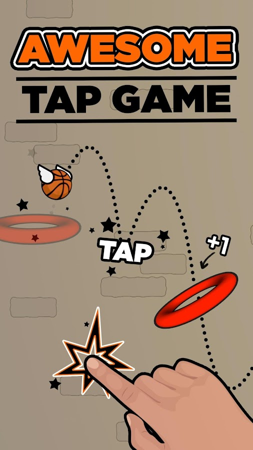 Flappy Dunk android spiele download