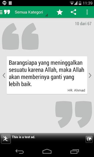 Nasihat Islam screenshot 2