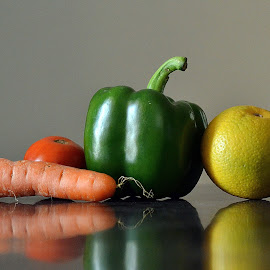 Colours in nature 3 by Pradeep Kumar - Food & Drink Fruits & Vegetables