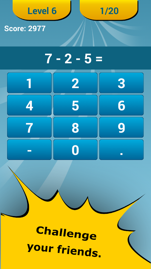 Math Challenge - Brain Workout Screenshot 14
