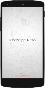 Mississippi Newspapers :Offici - screenshot