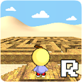 Game 3D Maze Retro version 2015 APK