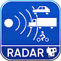 Radarbot Free: Speed Camera Detector & Speedometer APK