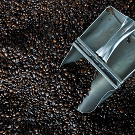 Coffee Beans by Jeremy Mendoza - Food & Drink Alcohol & Drinks ( kapeng barako, beans, coffee, coffeebeans, philippines,  )