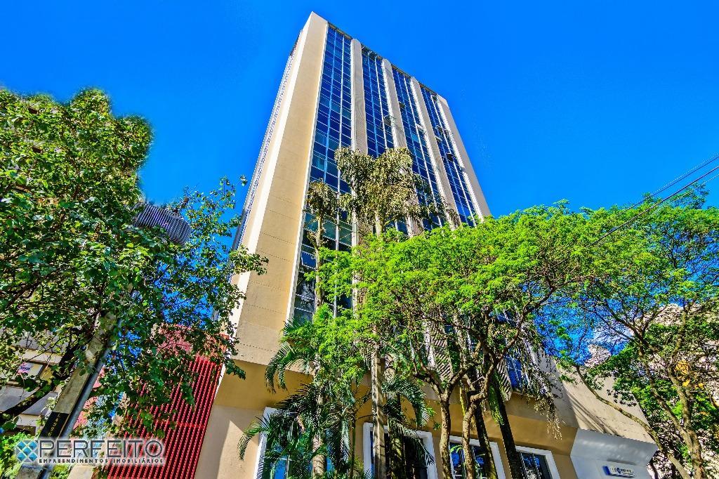 Sala para venda ou locação no Edifício Comercial Londres, Rua Pará, Centro de Londrina