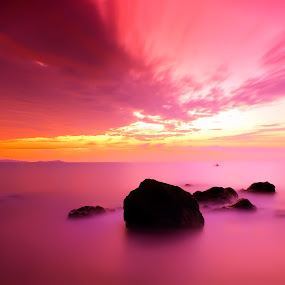 PINK by Moh Maulana Lana - Landscapes Waterscapes