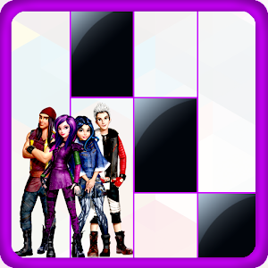 Descendants 2 Piano Game Online PC (Windows / MAC)