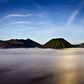 bromo mountain by Pungky K - Landscapes Mountains & Hills