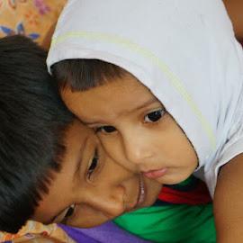Sweet boys by Nazneen Siddique - Babies & Children Babies ( boys )