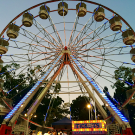 by Chrissy Almaraz - City,  Street & Park  Amusement Parks