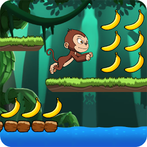 Banana world - Bananas island - hungry monkey the best app – Try on PC Now