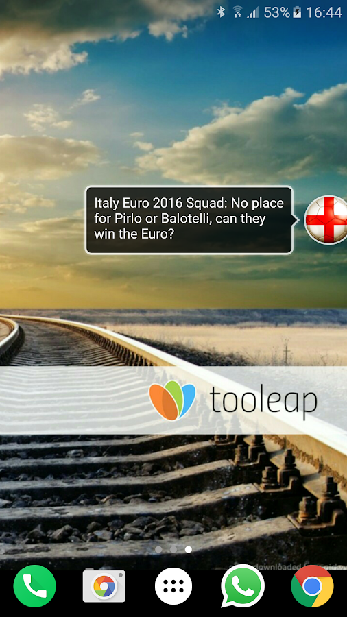 UK Football - Euro 2016 Screenshot 1