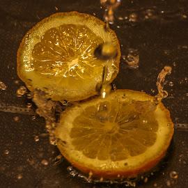 My Lemon splash by Syahrul Nizam Abdullah - Food & Drink Fruits & Vegetables