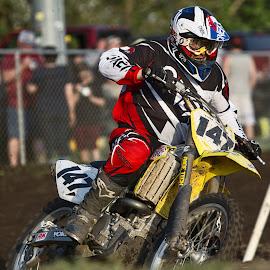 by Jim Jones - Sports & Fitness Motorsports ( motorcycle, motorsport, tnmx, motocross, motorcycles, mx, moto )