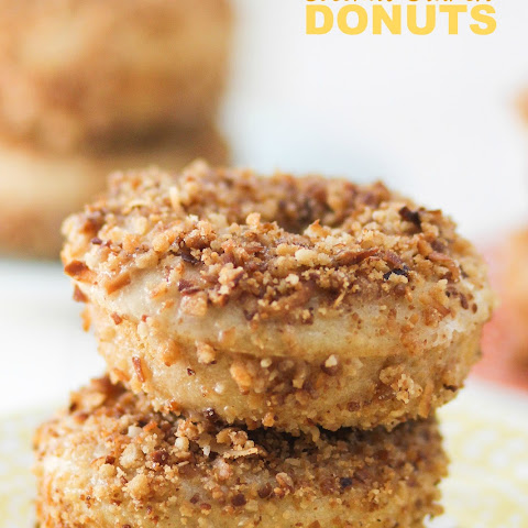 Coconut Crunch Donuts