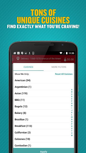 Seamless Food Delivery/Takeout For PC