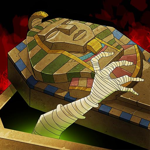 Escape : Tutankhamen's tomb (game)