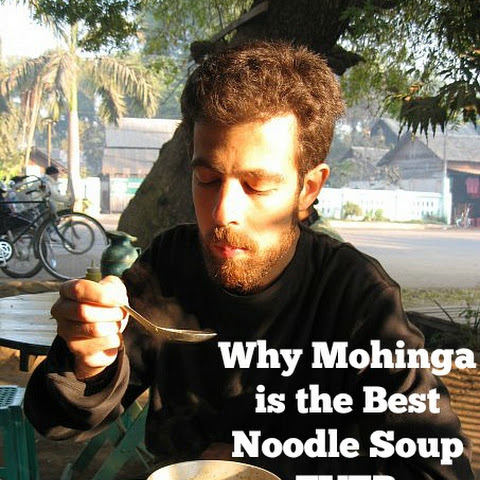 Why Mohinga is the Best Noodle Soup EVER (Recipe Included)