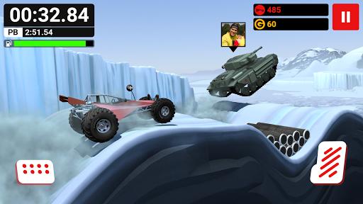 MMX Hill Dash screenshot 2