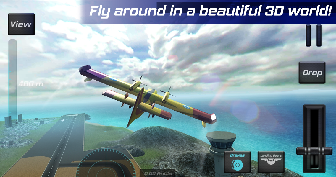 Real Pilot Flight Simulator 3D Screenshot 5