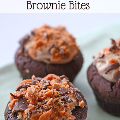 Halloween Candy Solution, BUTTERFINGER® Stuffed Brownie Bites
