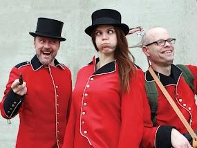 Sirkus Vaudeville og Vippasfest